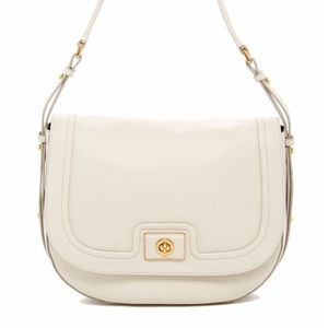 NWT- Marc by Marc Jacobs Leather Messenger